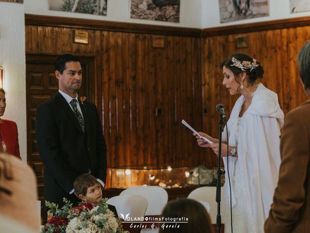 La boda de Alejandro y Yesica en Granada, Granada 2