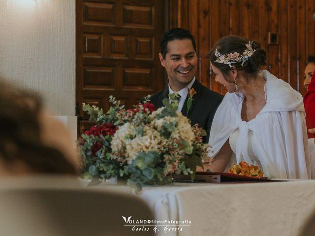 La boda de Alejandro y Yesica en Granada, Granada 3