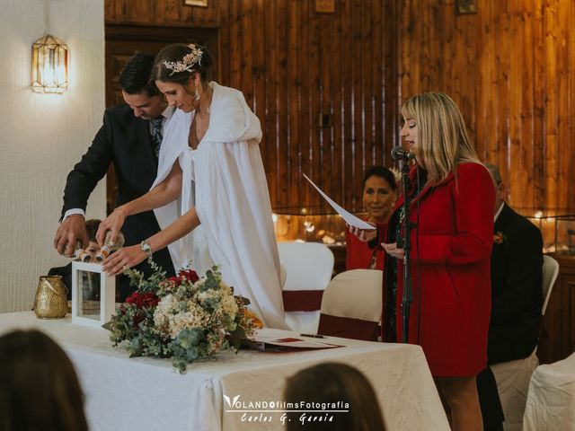 La boda de Alejandro y Yesica en Granada, Granada 4