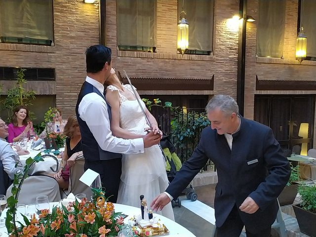 La boda de Alejandro y Yesica en Granada, Granada 7