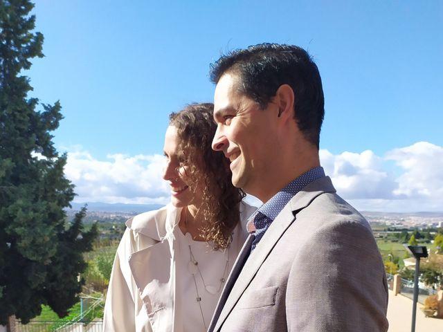 La boda de Alejandro y Yesica en Granada, Granada 15