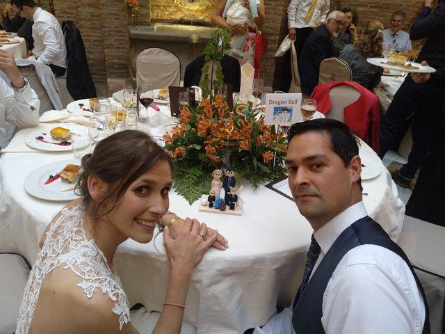 La boda de Alejandro y Yesica en Granada, Granada 17