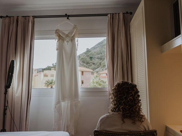 La boda de Joan y Flor en La Manga Del Mar Menor, Murcia 4
