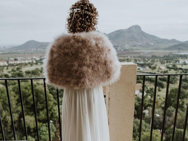 La boda de Joan y Flor en La Manga Del Mar Menor, Murcia 8