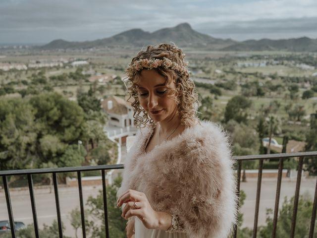 La boda de Joan y Flor en La Manga Del Mar Menor, Murcia 9