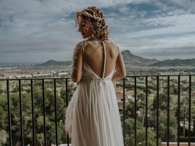 La boda de Joan y Flor en La Manga Del Mar Menor, Murcia 11