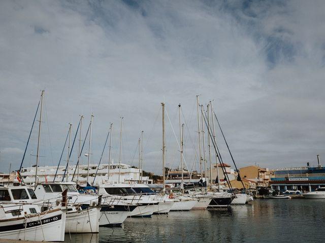 La boda de Joan y Flor en La Manga Del Mar Menor, Murcia 12