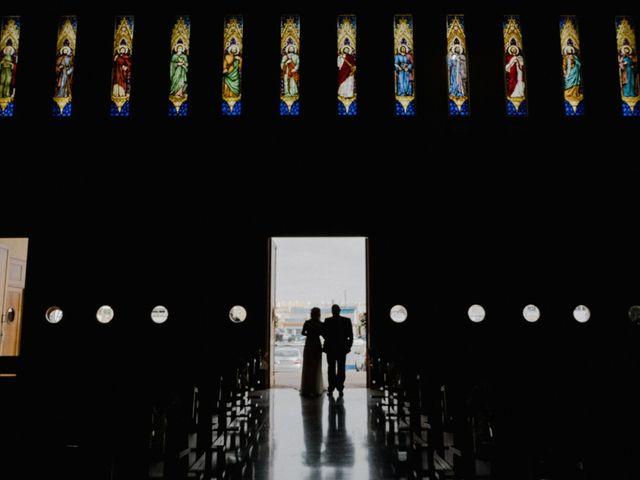 La boda de Joan y Flor en La Manga Del Mar Menor, Murcia 14