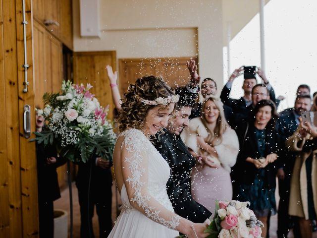 La boda de Joan y Flor en La Manga Del Mar Menor, Murcia 15