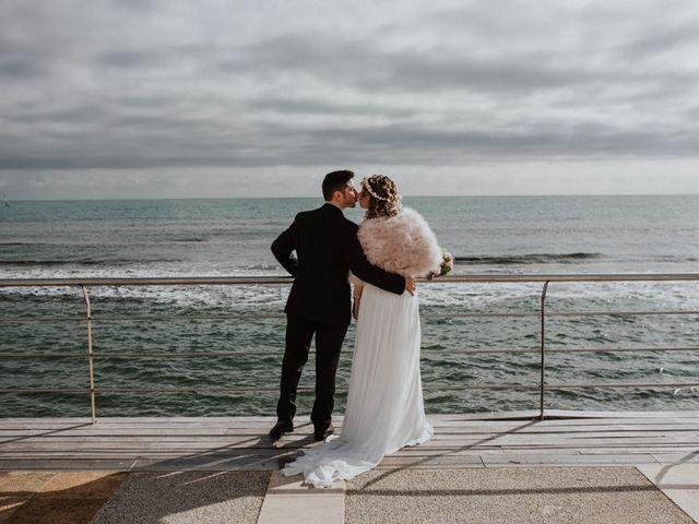 La boda de Joan y Flor en La Manga Del Mar Menor, Murcia 16