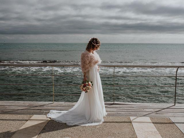 La boda de Joan y Flor en La Manga Del Mar Menor, Murcia 17