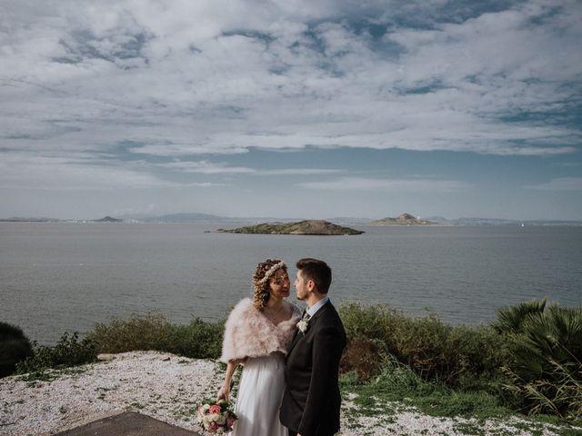 La boda de Joan y Flor en La Manga Del Mar Menor, Murcia 19