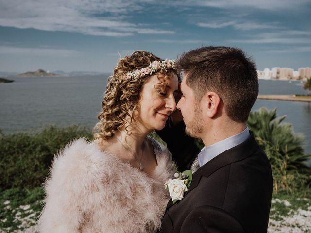 La boda de Joan y Flor en La Manga Del Mar Menor, Murcia 20