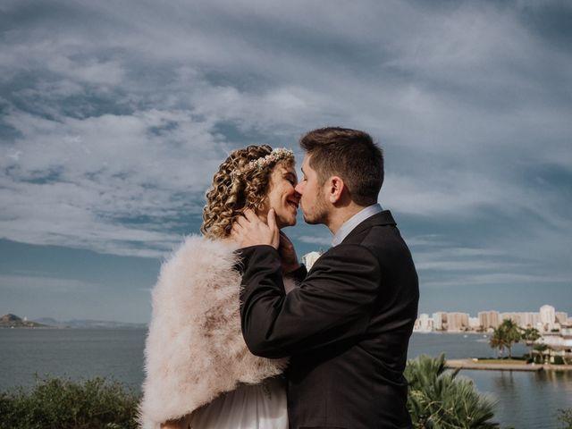 La boda de Joan y Flor en La Manga Del Mar Menor, Murcia 21