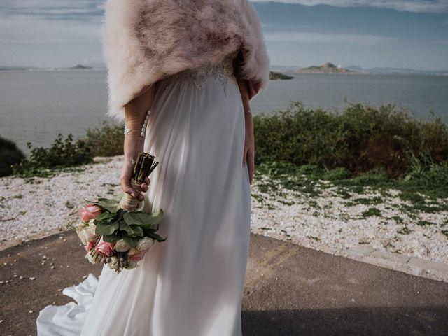 La boda de Joan y Flor en La Manga Del Mar Menor, Murcia 22