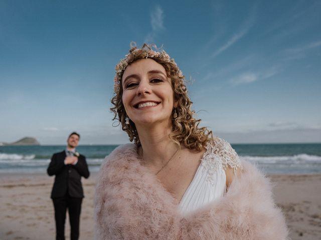 La boda de Joan y Flor en La Manga Del Mar Menor, Murcia 24