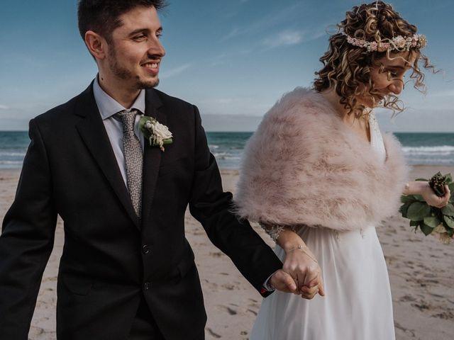 La boda de Joan y Flor en La Manga Del Mar Menor, Murcia 25