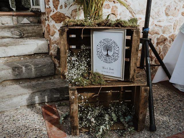 La boda de Joan y Flor en La Manga Del Mar Menor, Murcia 29