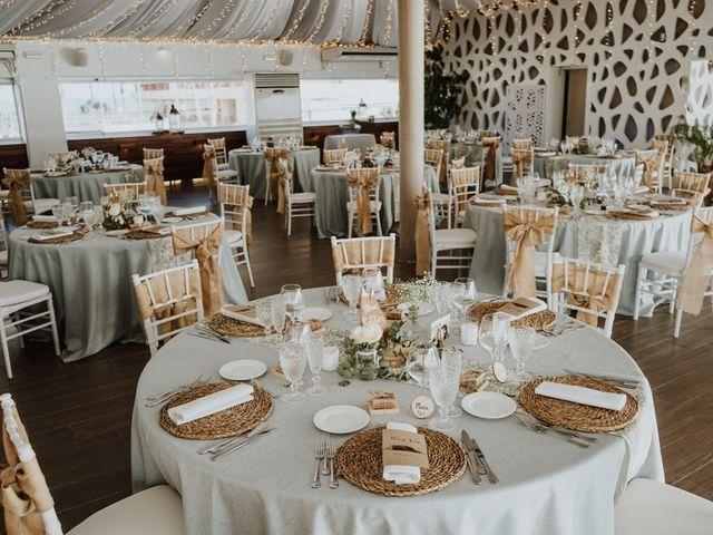 La boda de Joan y Flor en La Manga Del Mar Menor, Murcia 39