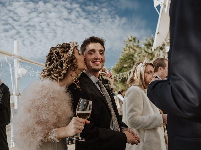 La boda de Joan y Flor en La Manga Del Mar Menor, Murcia 45