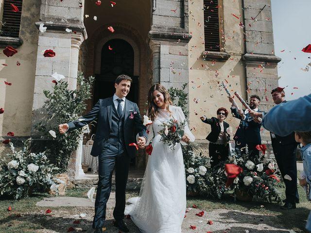 La boda de Germán y María en Ruiloba, Cantabria 1
