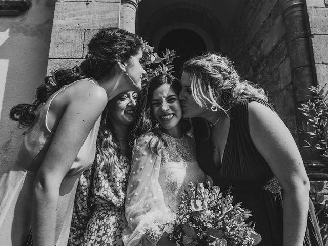 La boda de Germán y María en Ruiloba, Cantabria 26