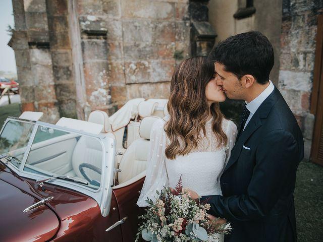 La boda de Germán y María en Ruiloba, Cantabria 27