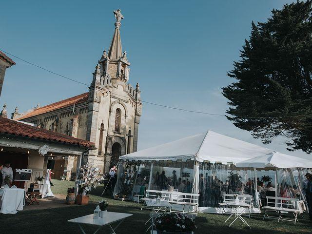La boda de Germán y María en Ruiloba, Cantabria 35