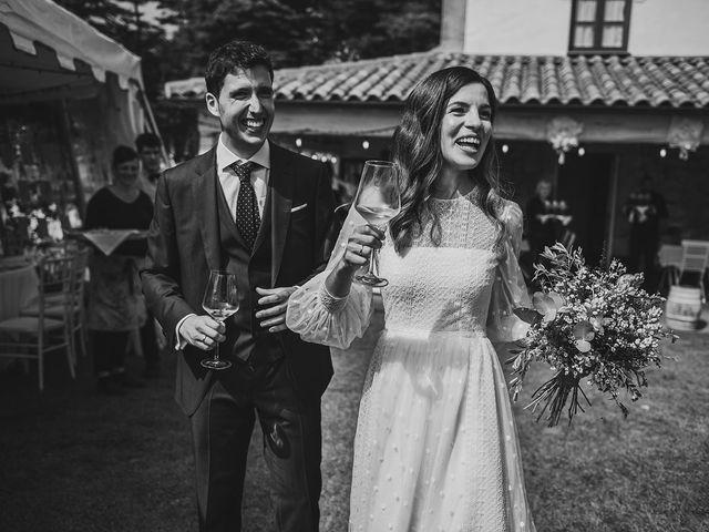 La boda de Germán y María en Ruiloba, Cantabria 36