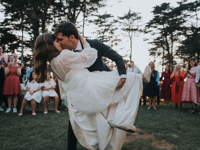 La boda de Germán y María en Ruiloba, Cantabria 40
