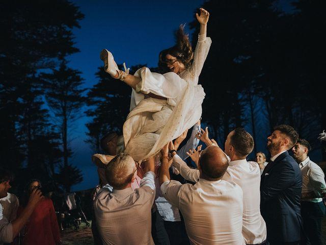 La boda de Germán y María en Ruiloba, Cantabria 50