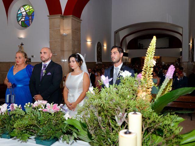 La boda de Álex y Miriam en Collado Villalba, Madrid 8