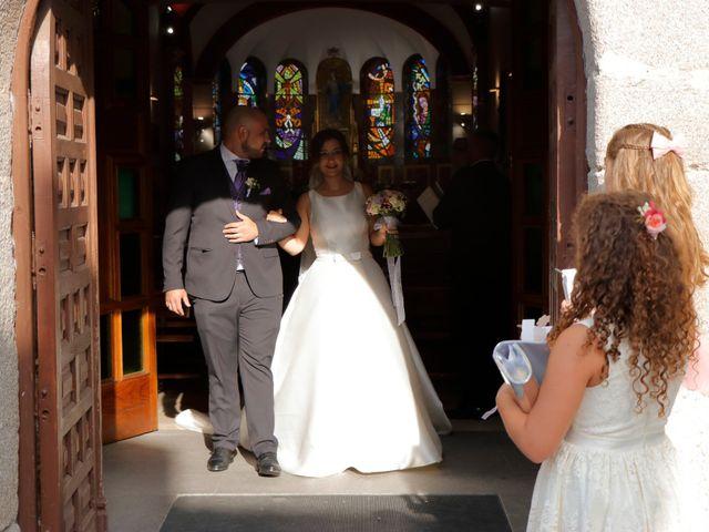 La boda de Álex y Miriam en Collado Villalba, Madrid 9