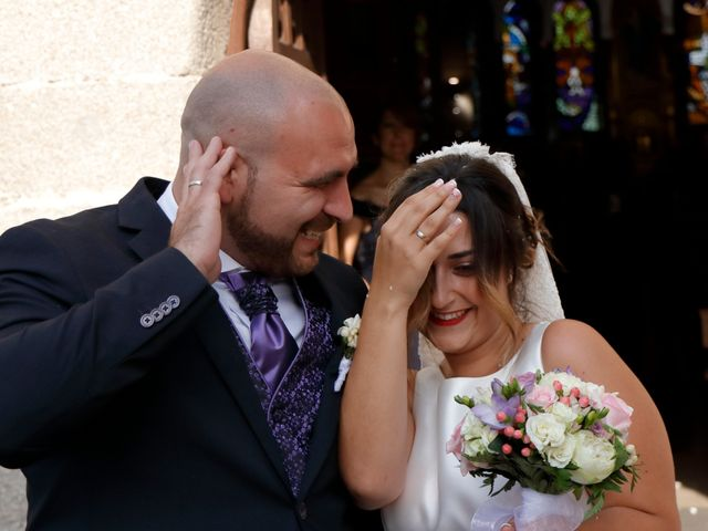 La boda de Álex y Miriam en Collado Villalba, Madrid 11