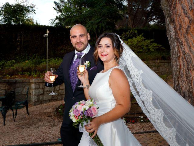 La boda de Álex y Miriam en Collado Villalba, Madrid 13