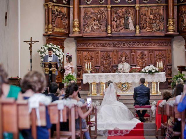 La boda de Jesús y Beatriz en Vall D'alba, Castellón 20