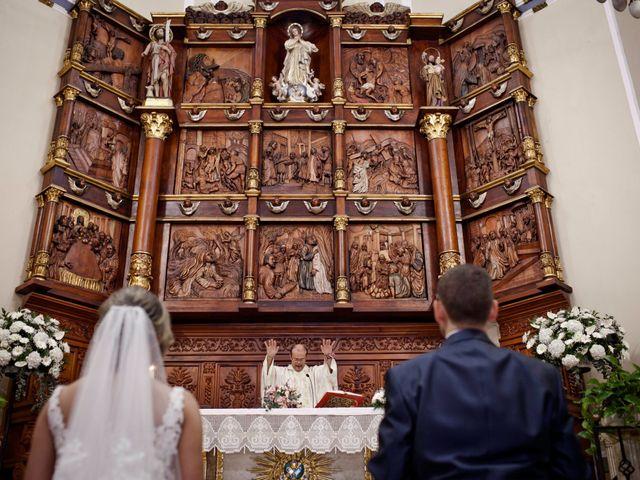 La boda de Jesús y Beatriz en Vall D'alba, Castellón 24