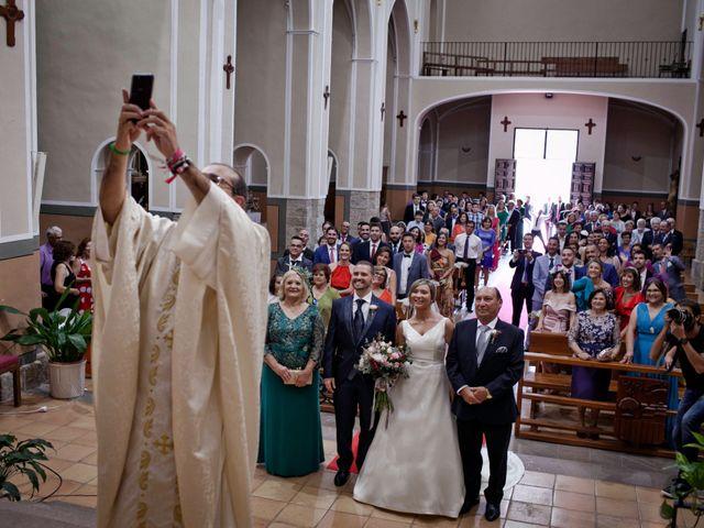 La boda de Jesús y Beatriz en Vall D'alba, Castellón 25
