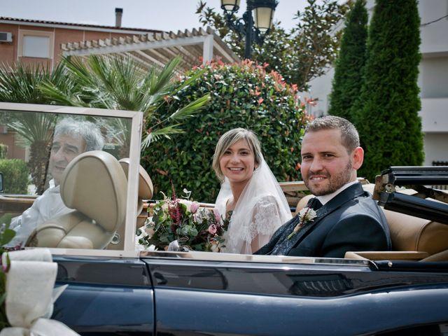La boda de Jesús y Beatriz en Vall D'alba, Castellón 27