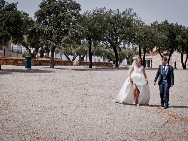 La boda de Jesús y Beatriz en Vall D'alba, Castellón 28