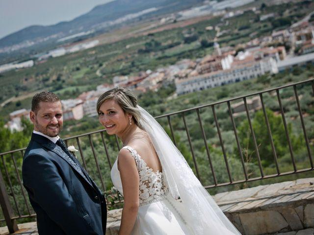 La boda de Jesús y Beatriz en Vall D'alba, Castellón 31