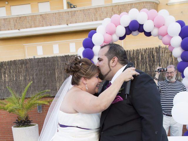 La boda de José y Tere en Cáceres, Cáceres 25