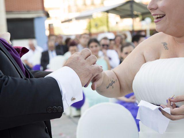 La boda de José y Tere en Cáceres, Cáceres 29