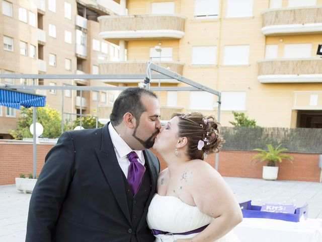 La boda de José y Tere en Cáceres, Cáceres 31