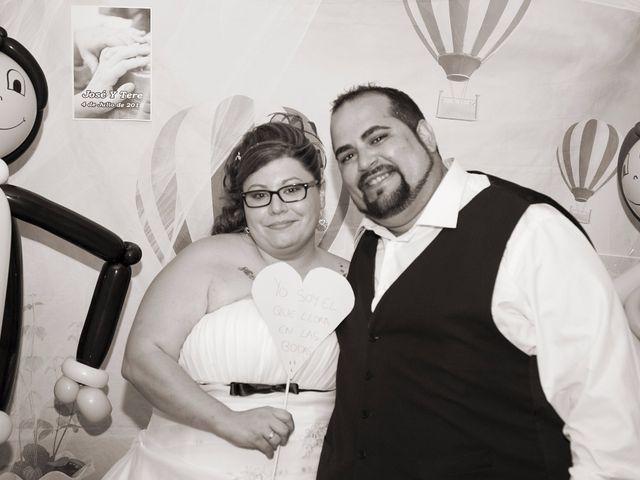 La boda de José y Tere en Cáceres, Cáceres 47