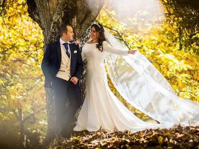 La boda de Antonio Manuel  y Mª Angeles  en Montellano, Vizcaya 1