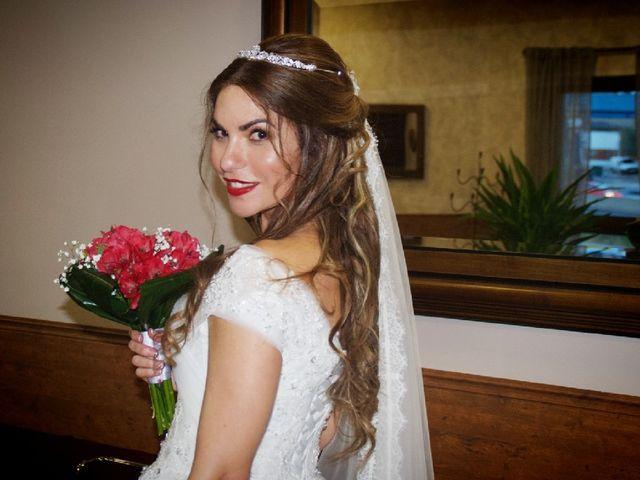 La boda de Jesus y Arantxa en Fuenlabrada, Madrid 1