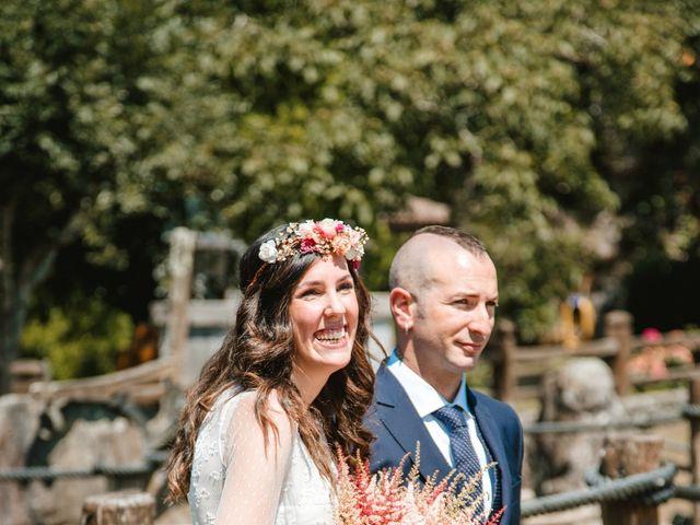 La boda de Álvaro y Ana en Kortezubi, Vizcaya 3