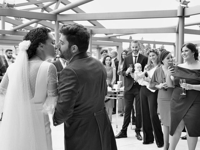La boda de Alejandro y Belén