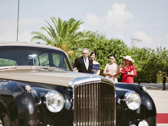 La boda de Belén y Alejandro en Murcia, Murcia 5
